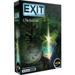 Exit: The Forgotten Island (Fr)