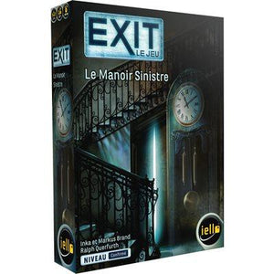 Exit: The Sinister Manor