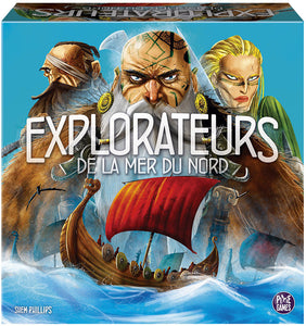 North Sea Explorers