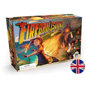 Fireball Island: The Curse Of Vul-kar
