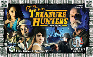 Fortune and Glory Extension: Treasure Hunters (En)