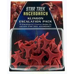 Star Trek Ascendancy Extension : Klingon (En)