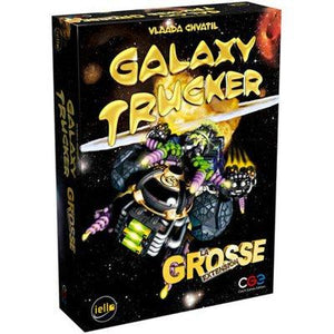 Galaxy Trucker Extension :  La Grosse Extension