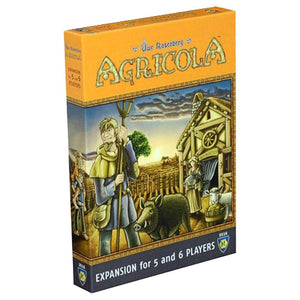 Agricola Extension: 5-6 Player