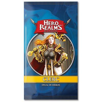 Hero Realms : Deck De Héros - Clerc