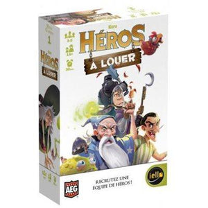 Heroes For Rent (Fr)