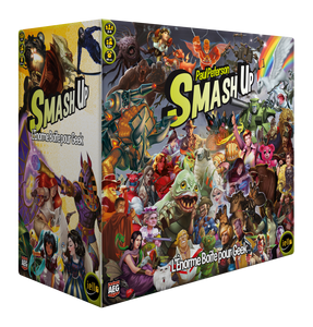 Smash-Up - huge box for Geek (Fr)