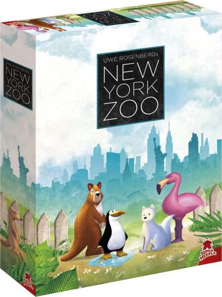 New York Zoo (Fr)