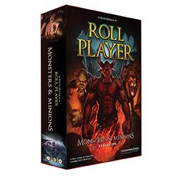 Roll Player Extension : Monsters & Minions
