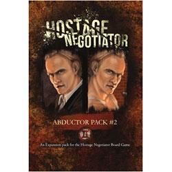 Hostage Negotiator Extension : Abductor Pack #2