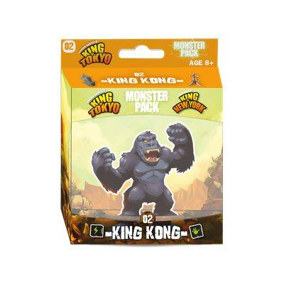 King Of Tokyo / King Of New-York : King Kong Monster Pack