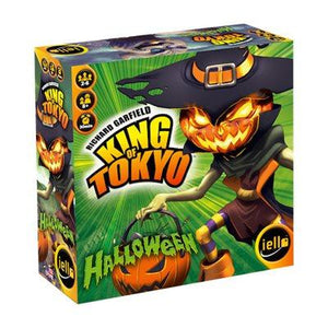 King Of Tokyo Extension : Halloween (Fr)