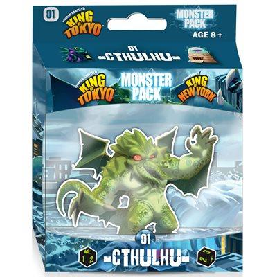 King Of Tokyo / New-York : Cthulhu Monster Pack (Fr)