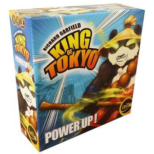 King Of Tokyo Extension: Power Up! (Fr)