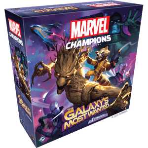 Marvel Champions Extension: The Galaxy's Most Wanted (Fr)