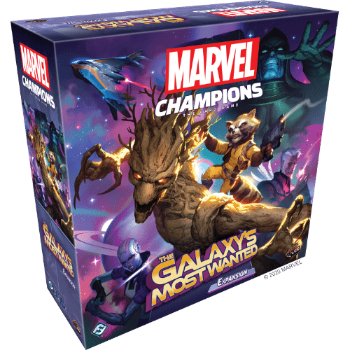 Marvel Champions Extension : The Galaxy's Most Wanted (En)