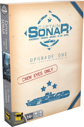 Captain Sonar Extension : Upgrade One