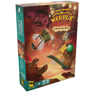 Meeple Circus Extension: Wild And Aerial Show