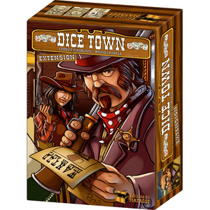 Dice Town Extension: Wild West (Fr)