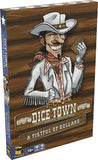 Dice Town Extension: A fistful of cards (En)