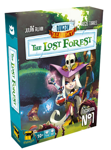 Dungeon Academy Extension : The Lost Forest
