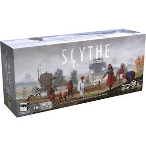 Scythe Extension: Conquerors From Far Out