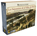 Viticulture Extension: Seasonal From The Rhine Valley