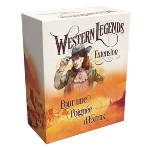 Western Legends Extension: For A Handful Of Extra (Fr)