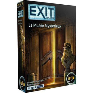 Exit: The Mysterious Museum (Fr)