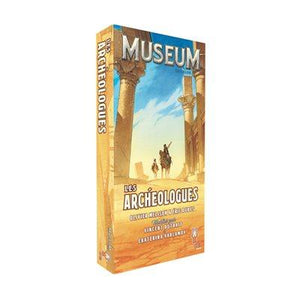 Museum: Archeologists