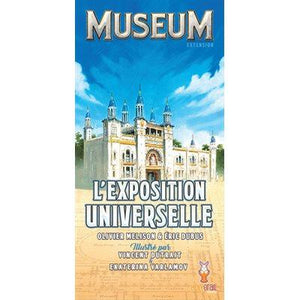 Museum: Universal Exhibition (Fr)