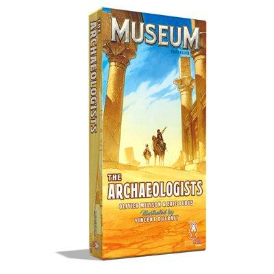 Museum : Archaeologists