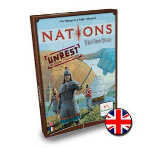 Nations: The Dice Game Extension - Unrest