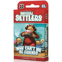 Imperial Settlers Extension: Why Can't We Be Friends (En)