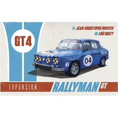 Rallyman Extension :  Gt4