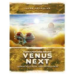 Terraforming Mars Extension : Venus Next