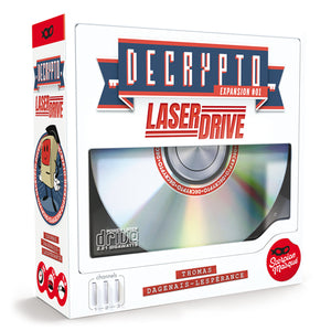 Decrypto Extension: Laser Drive (Fr)