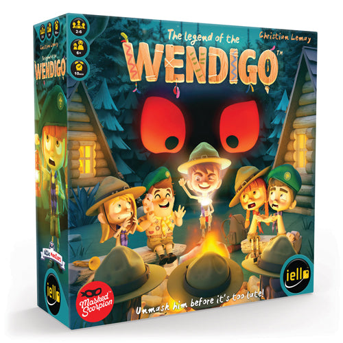 The Legend Of The Wendigo (En)