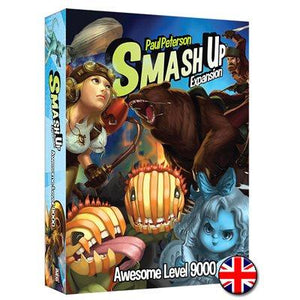 Smash Up Extension : Awesome Level 9000