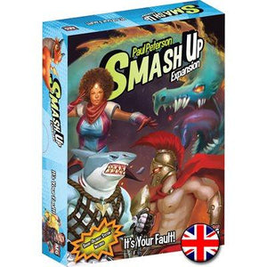 Smash Up Extension: Its Your Fault