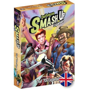 Smash Up Extension: That 70's