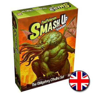 Smash Up Extension : The Obligatory Cthulhu