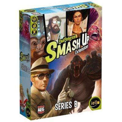 Smash Up Extension : Séries B