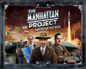 The Manhattan Project Extension: Second Stage (En)