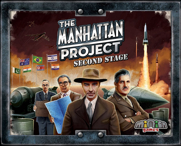 The Manhattan Project Extension : Second Stage (En)