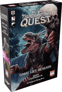 Thunderstone Quest Extension : What Lies Beneath