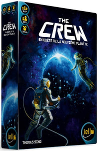 The Crew: In Search of the Ninth Planet