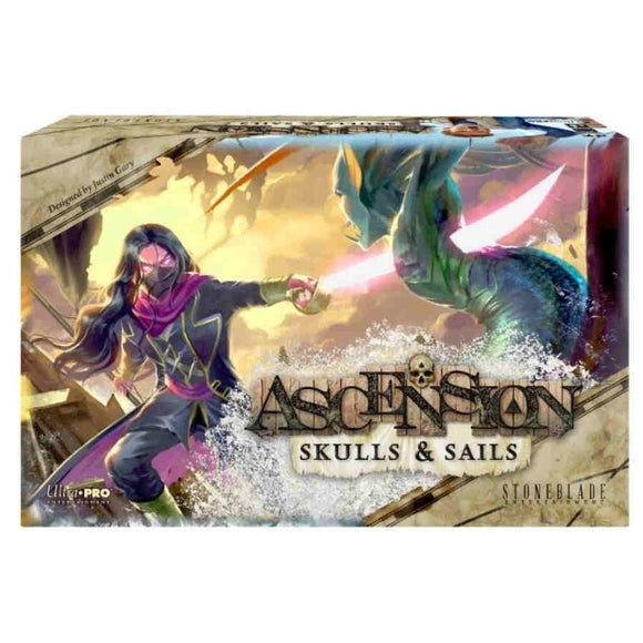 Ascension Extension : Skulls And Sails