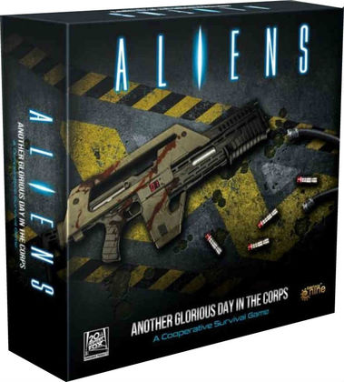 Aliens : Another Glorious Day in the Corps (En)