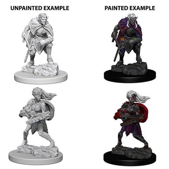 Dungeons & Dragons : Nolzur's Marvelous Unpainted Miniatures - Drow